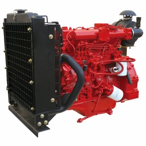 Water(Fire) Pump Engine